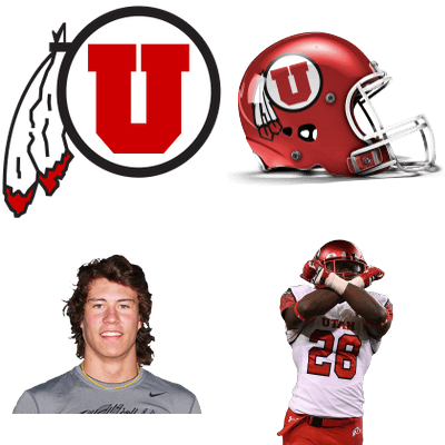 Football Utah Utes