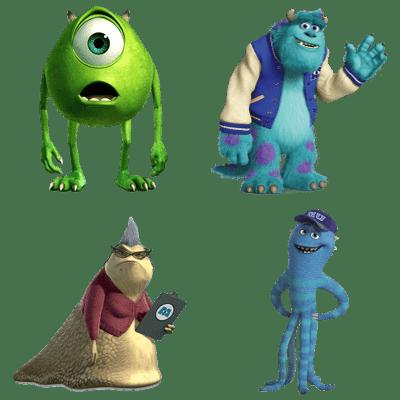 Monsters University tr...
