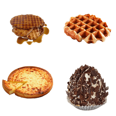 Belgian Pastries