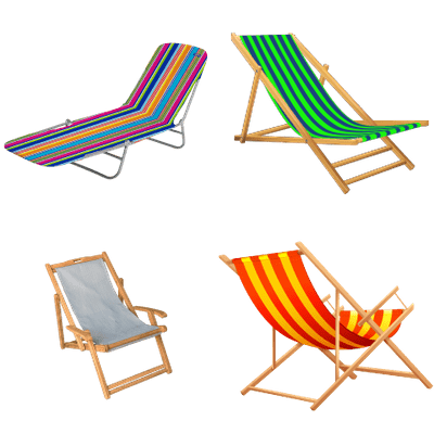 Beach Lounge Chair