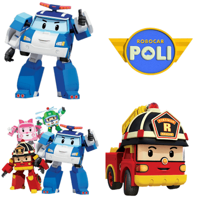 Robocar Poli Transparent Png Images Stickpng