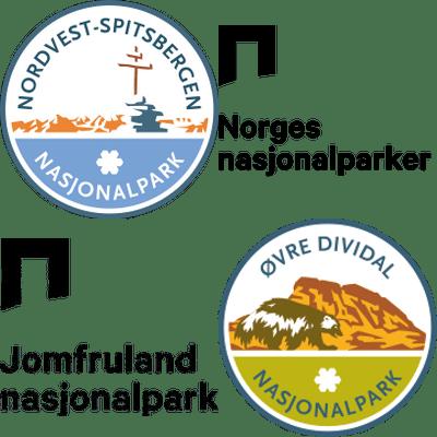 Parques nacionales Noruega