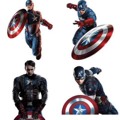 captain america transparent png images stickpng stickpng