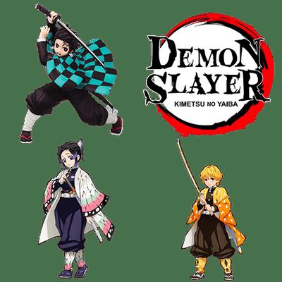 Demon Slayer Anime Series