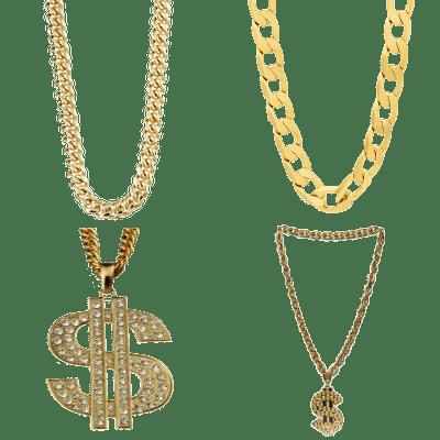 Thug Life Chains