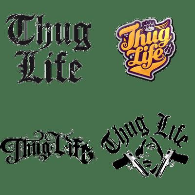 Thug Life Logo