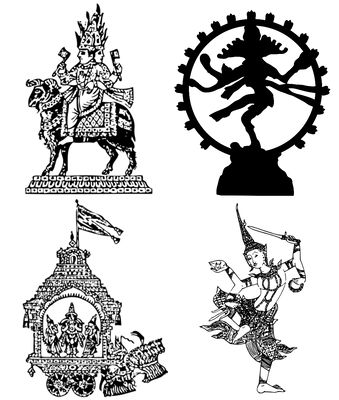 Dioses hindués