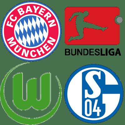 bundesliga german football clubs logos transparent png images stickpng stickpng