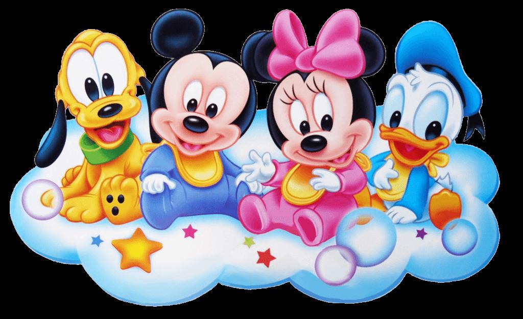 Amazing Mickey Babies