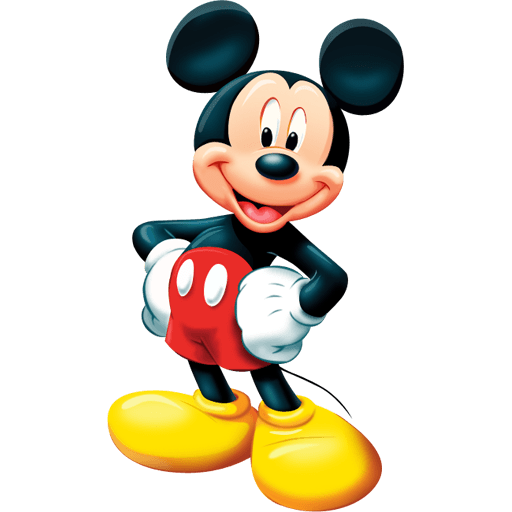 Mickey Mouse transparent PNG - StickPNG