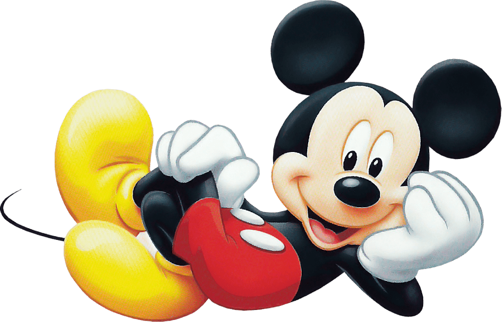 Mickey Smiling Transparent Png Stickpng