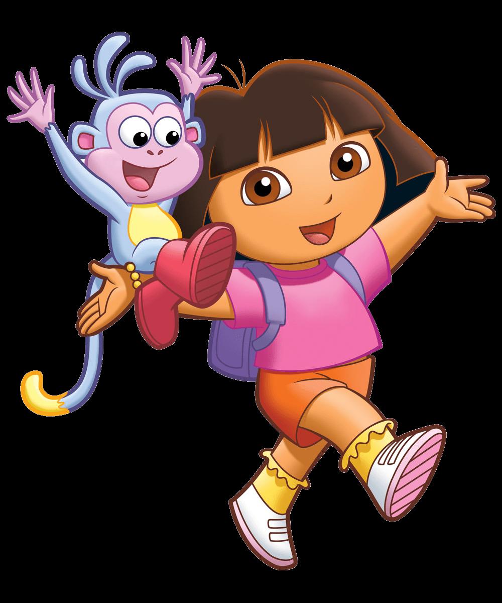cartoon dora transparent png stickpng Dora the Explorer Swiper Dora the Explorer Scene