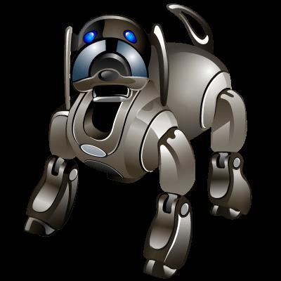 Robot Dog transparent PNG - StickPNG
