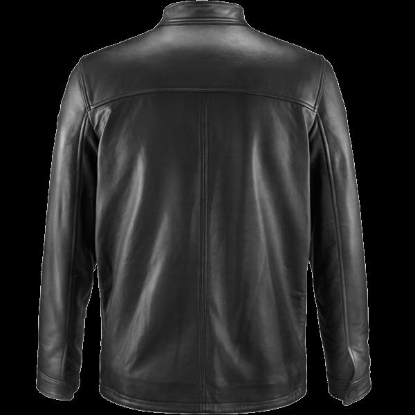 descuento de venta caliente muy bonito moderno y elegante en moda Chaqueta de Cuero Negra PNG transparente - StickPNG