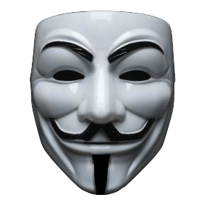 Mask Anonymous Transparent Png Stickpng