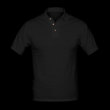 dda583e81fb49 Camisa Polo Negra PNG transparente - StickPNG