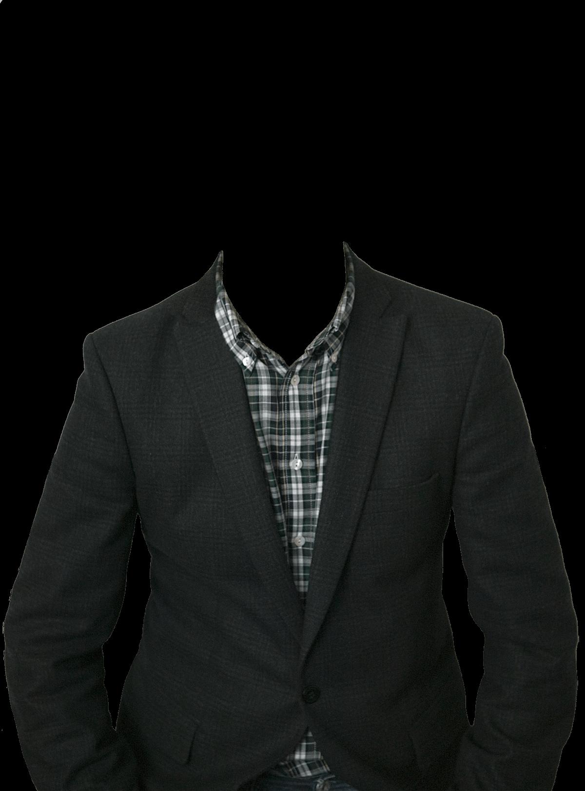 suit no head transparent png stickpng stickpng