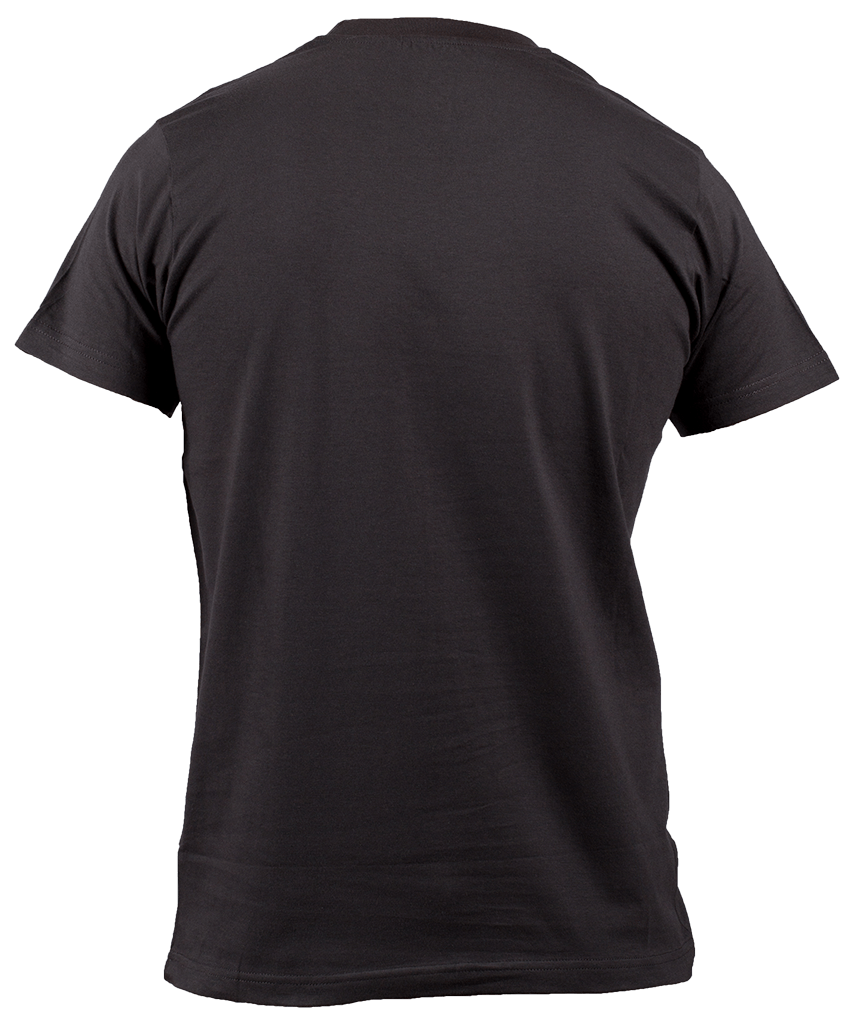 Tshirt black back transparent png stickpng for Simply for sports brand t shirts