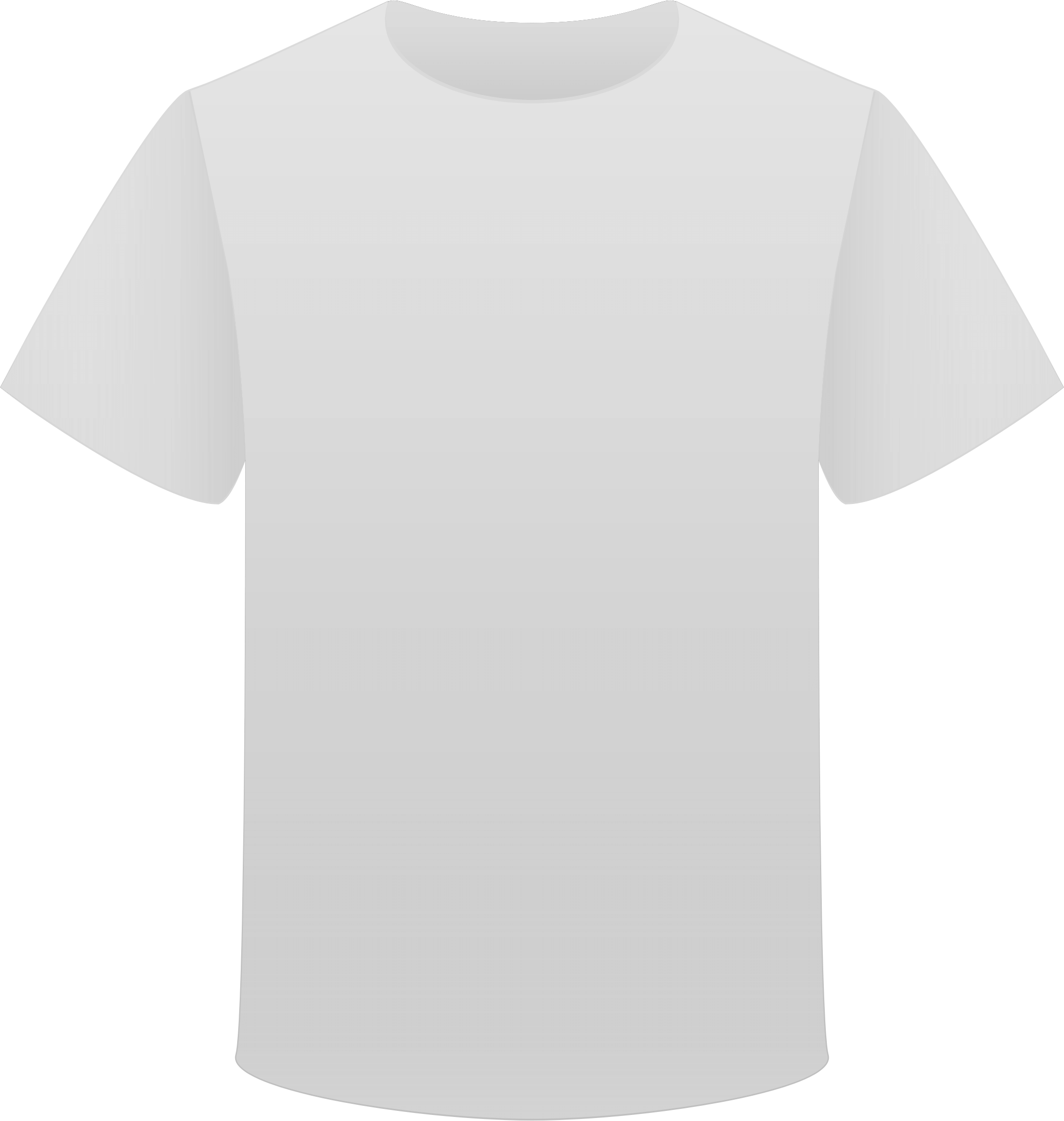 T shirt black and white clipart - Download Clothes T Shirts