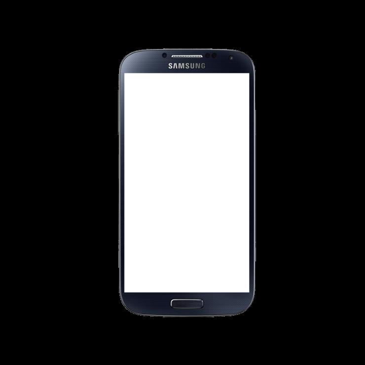 Samsung S4 transparent PNG - StickPNG