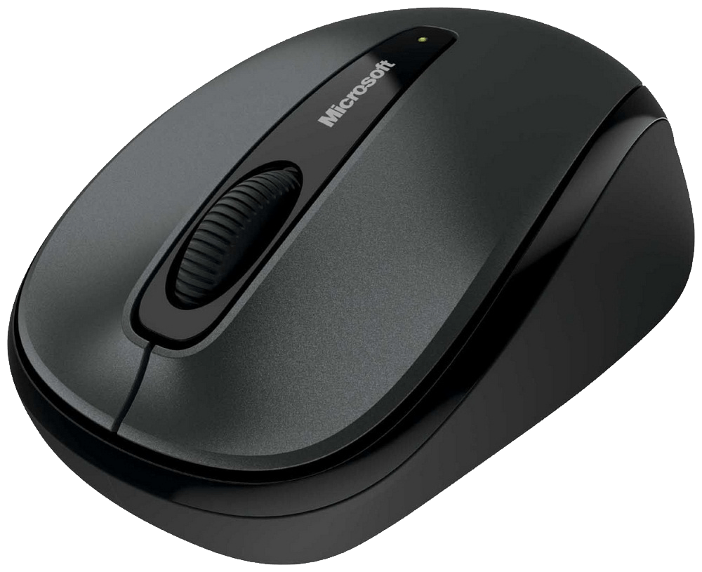 wireless microsoft computer mouse transparent png stickpng