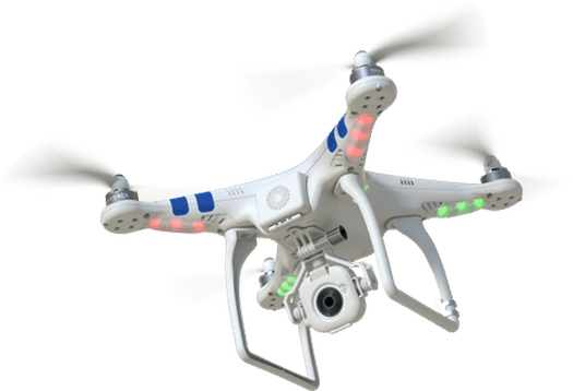 Flying Drone Transparent PNG