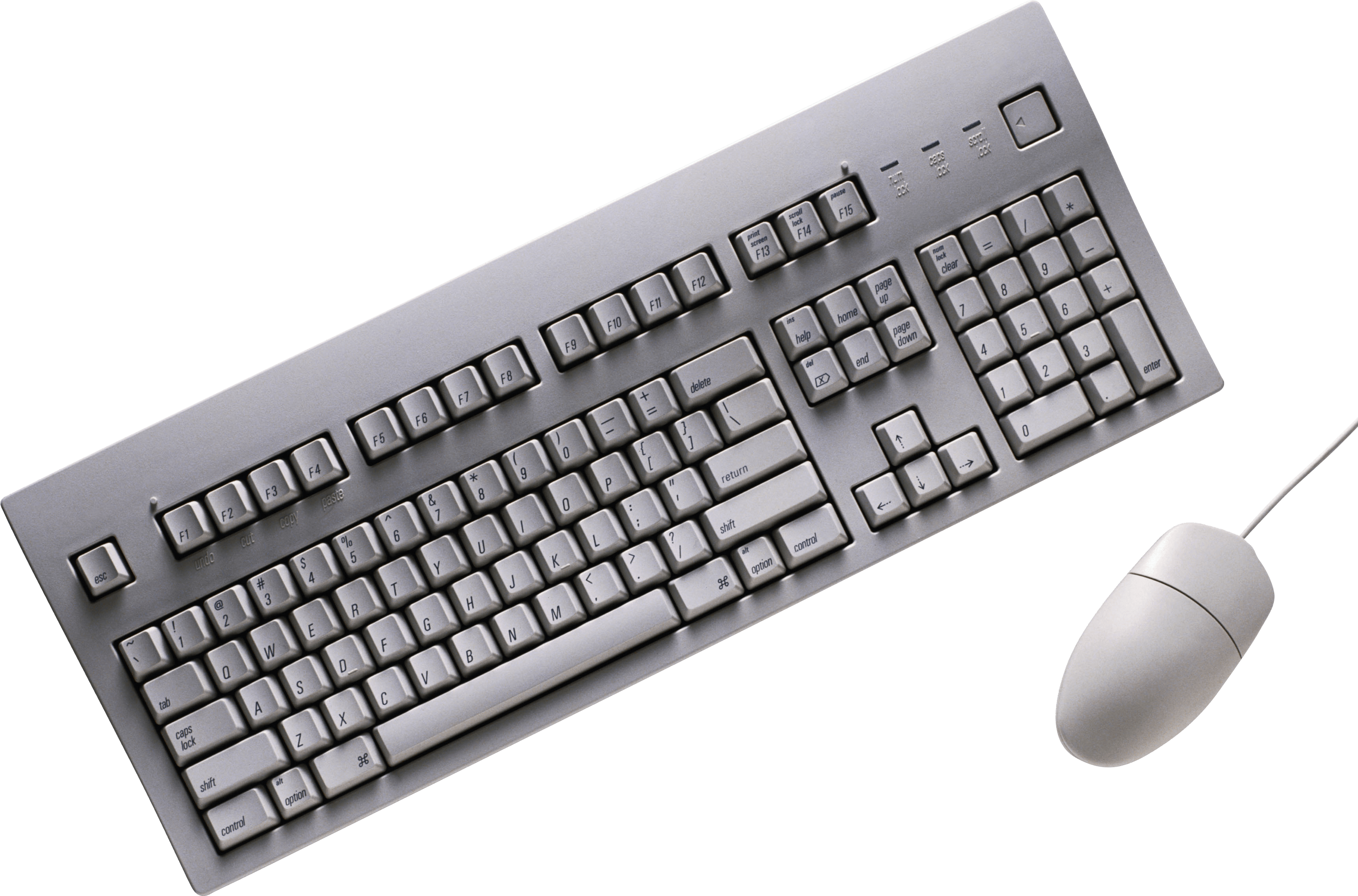 Keyboard And Mouse Transparent Png Stickpng