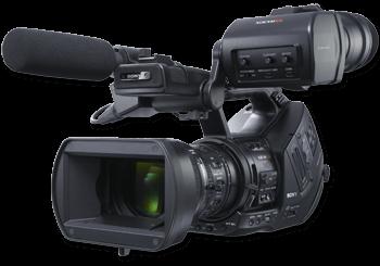 Professional Video Camera transparent PNG - StickPNG