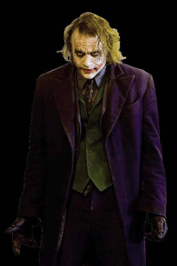 Batman Joker transparent PNG - StickPNG