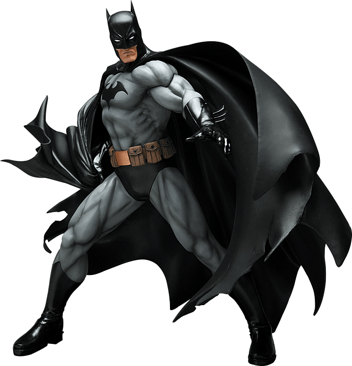 Batman Sideview Transparent PNG