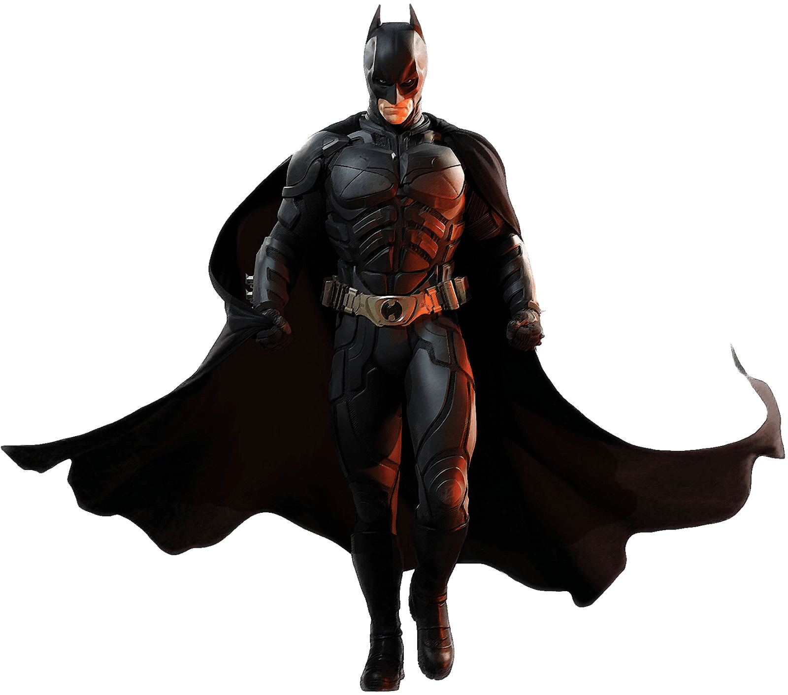 Batman Walking Transparent PNG