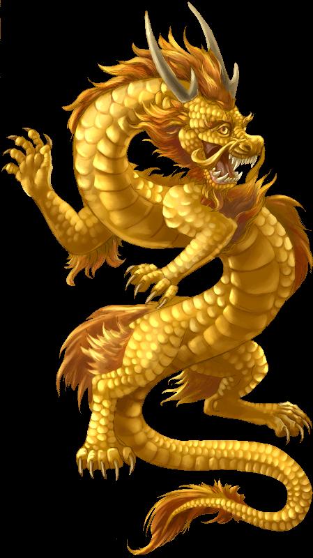 Dragon png transparent
