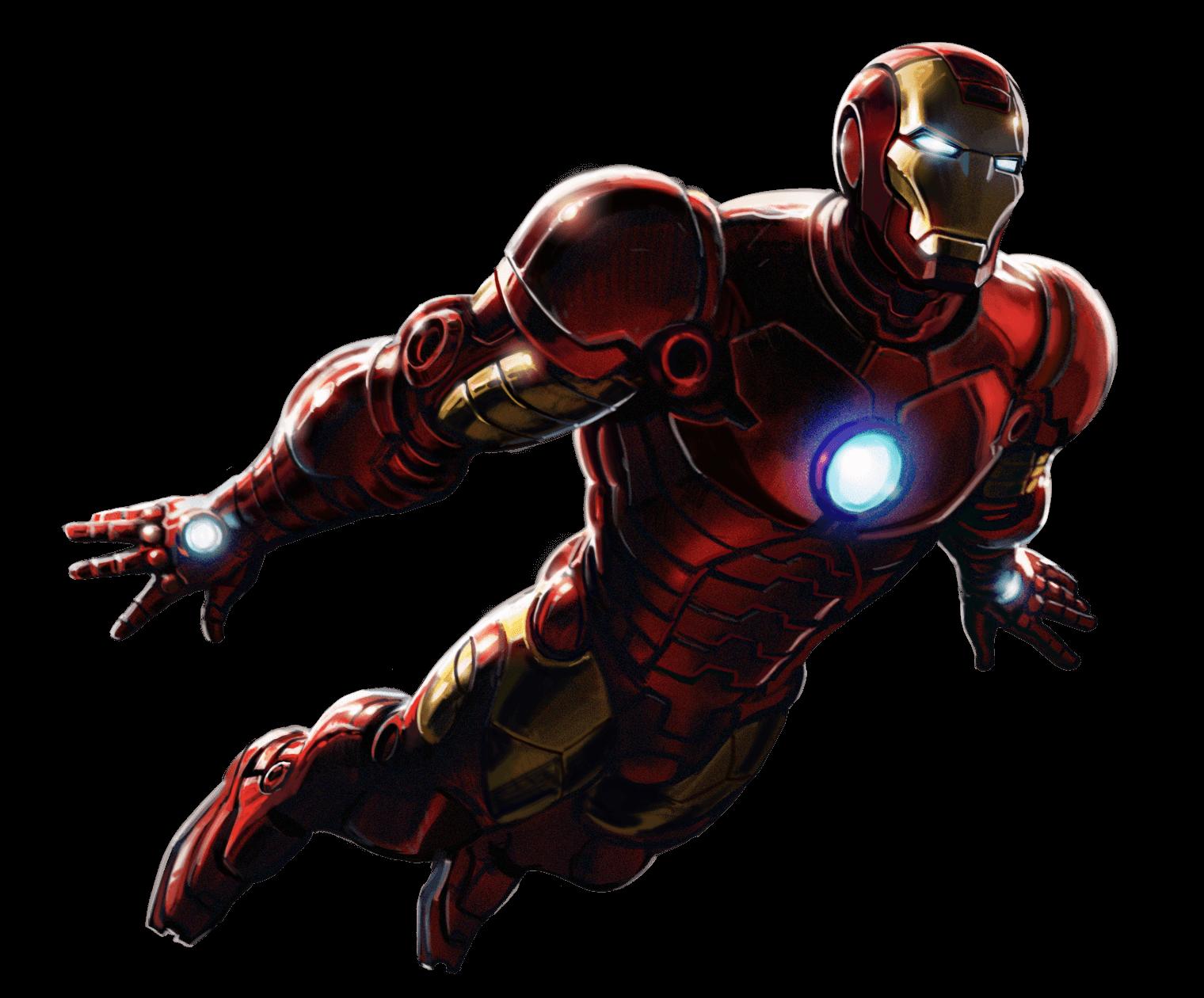9800 Gambar Iron Man Png HD Terbaik