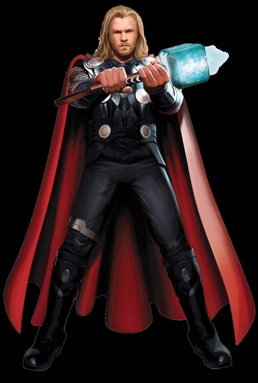 Thor Standing Transparent Png Stickpng