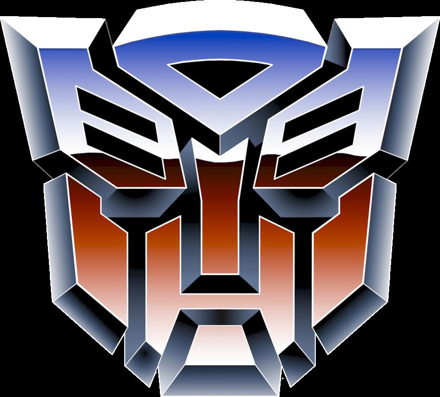 Transformers Symbol Logo transparent - 88.6KB