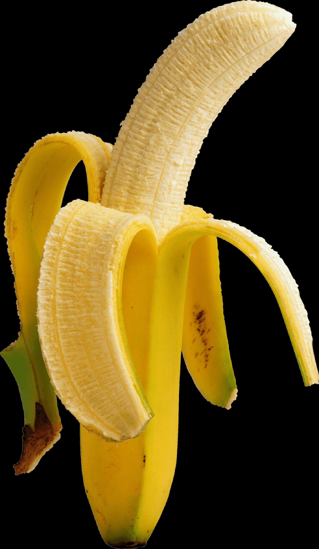 Open Banana Transparent Png Stickpng Banana pudding cartoon, cartoon expression banana. stickpng