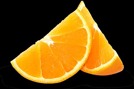 Orange Wedges transparent PNG - StickPNG