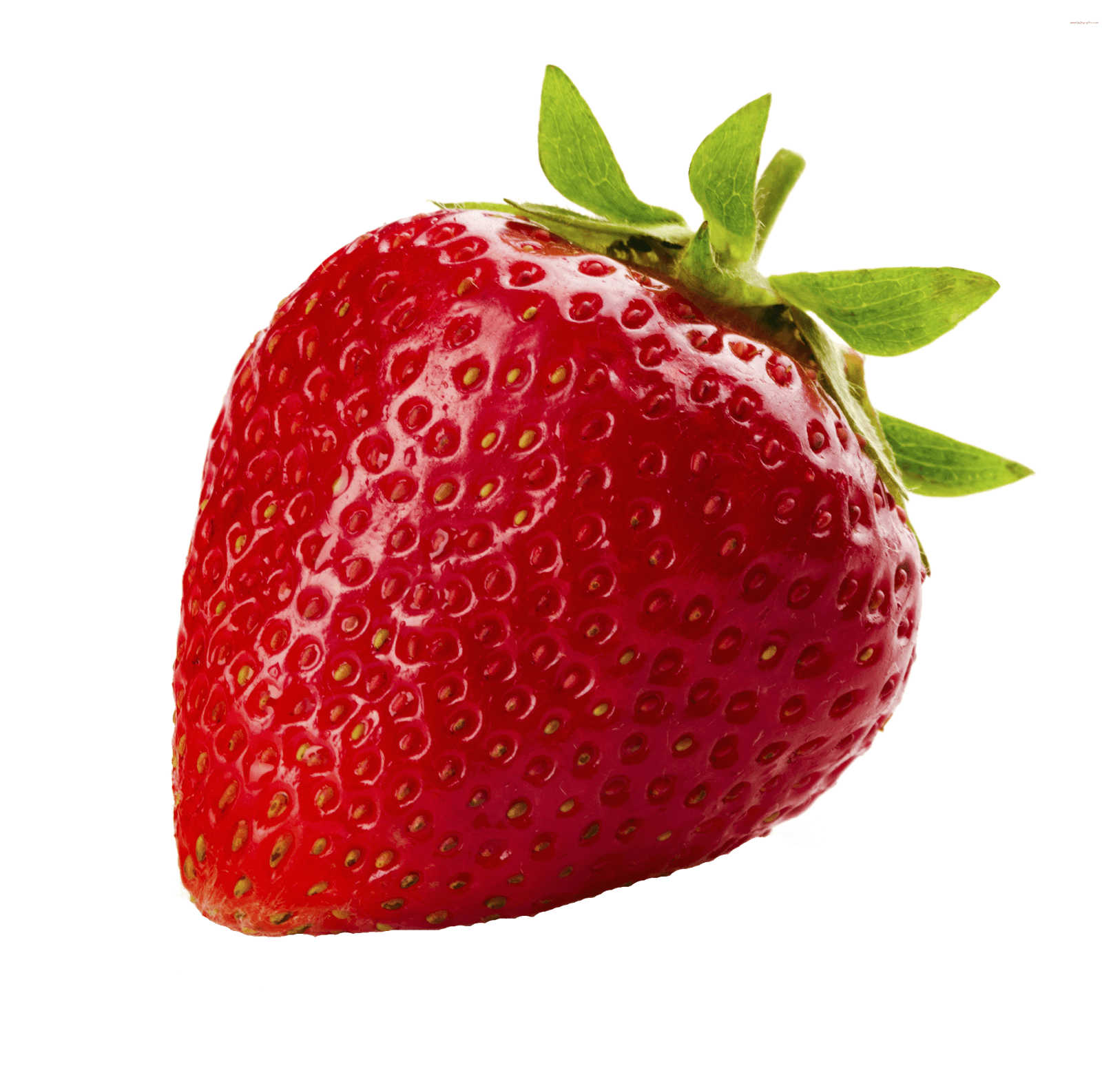 Sweet, juicy strawberries are treats when right off the plant. Supermarket berries tend to be tart with grainy texture; this is because the natural sugar in the berries begins converting to starch as soon as it is plucked from the plant.