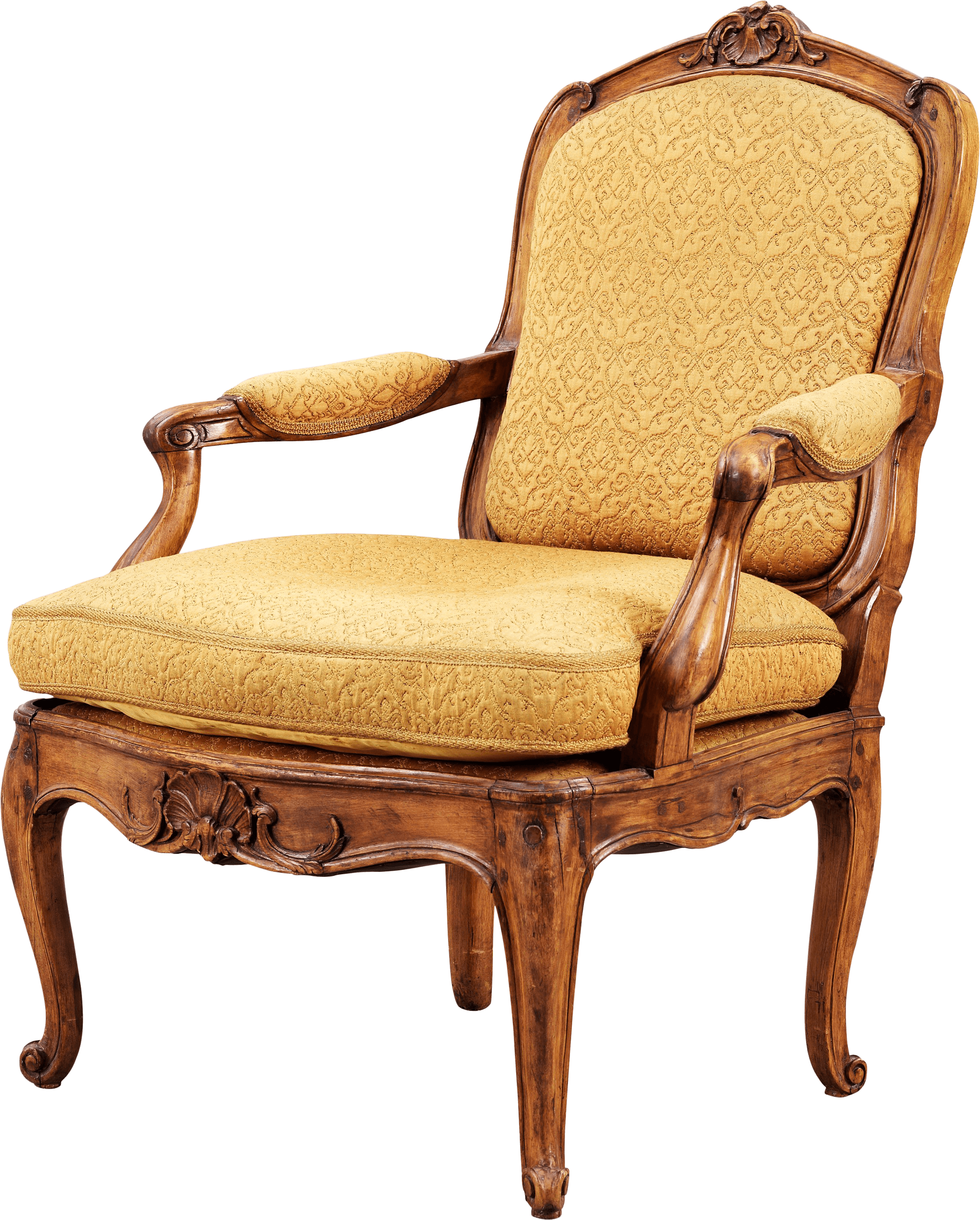 ArmchairBrownVintage