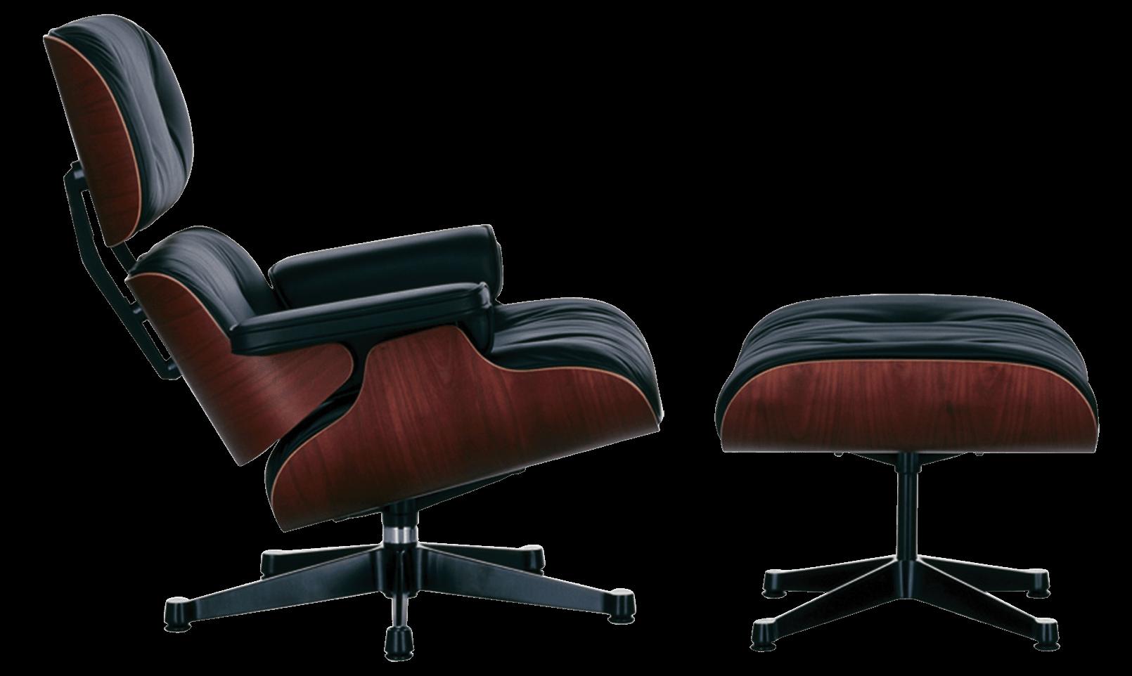 Eames chair transparent png stickpng for Designer stuhl transparent