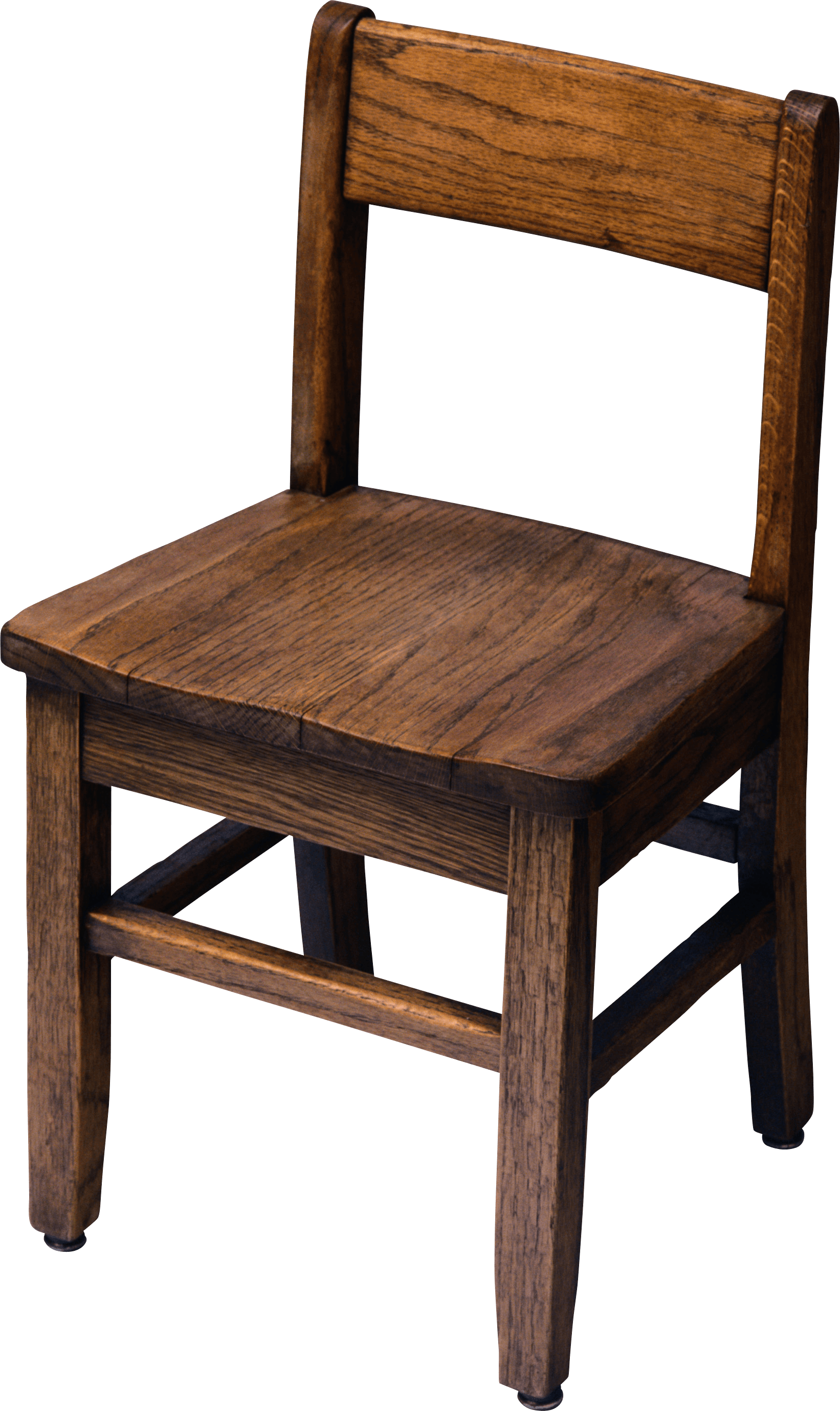 Old Wooden Chair Transparent PNG