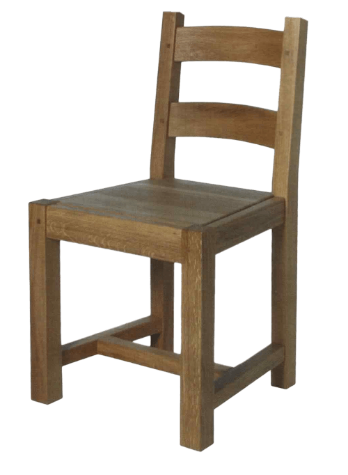 Wooden Chair Transparent PNG