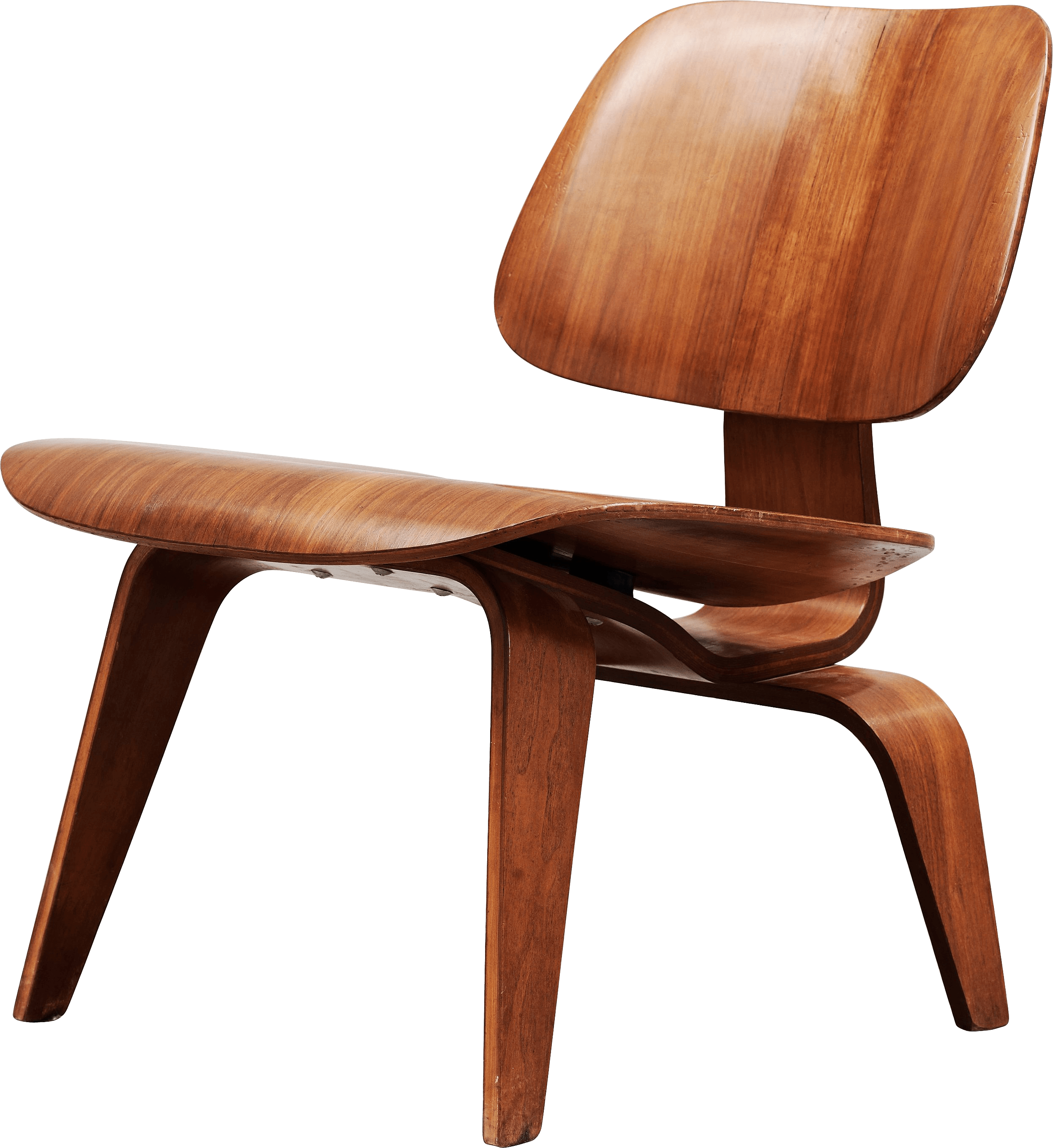 Wooden Stool Chair Transparent PNG