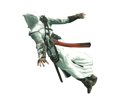 Assassins Creed Flying Transparent Png Stickpng