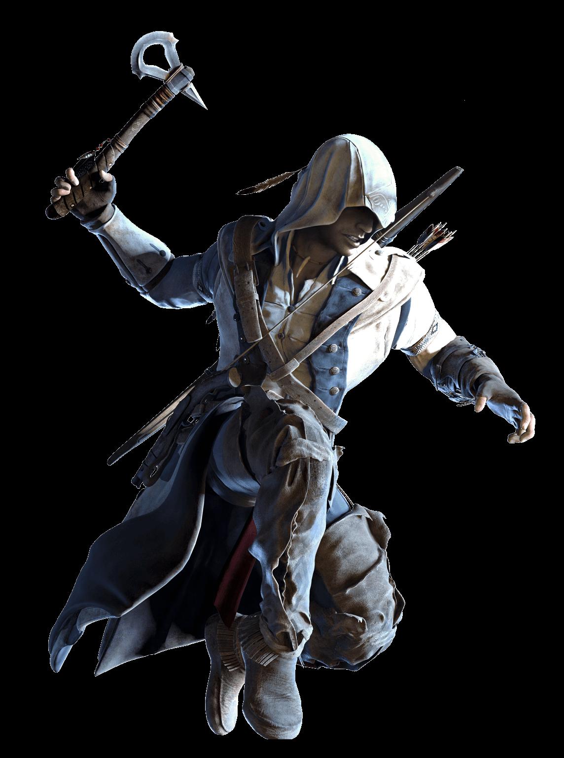 Assassins Creed Jump Transparent Png Stickpng