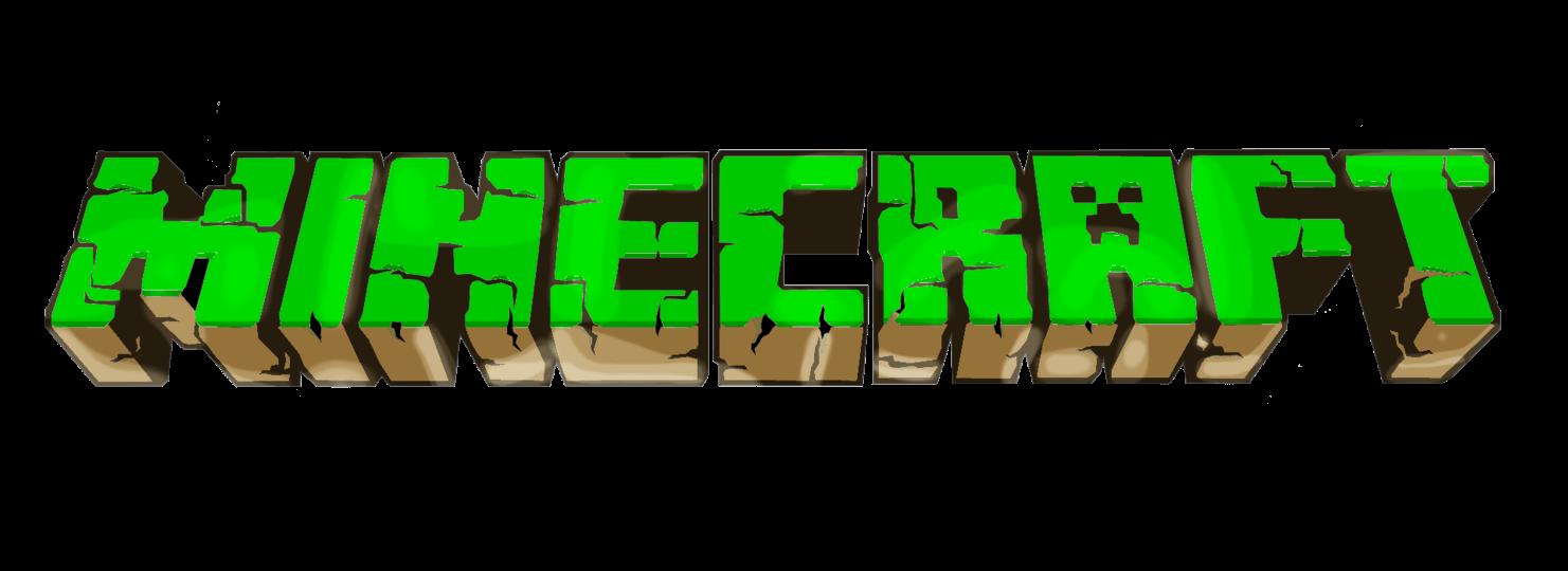 Minecraft Logo Transparent Png Stickpng