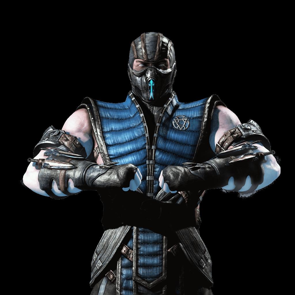 Mortal Kombat Crossed Arms Transparent Png Stickpng