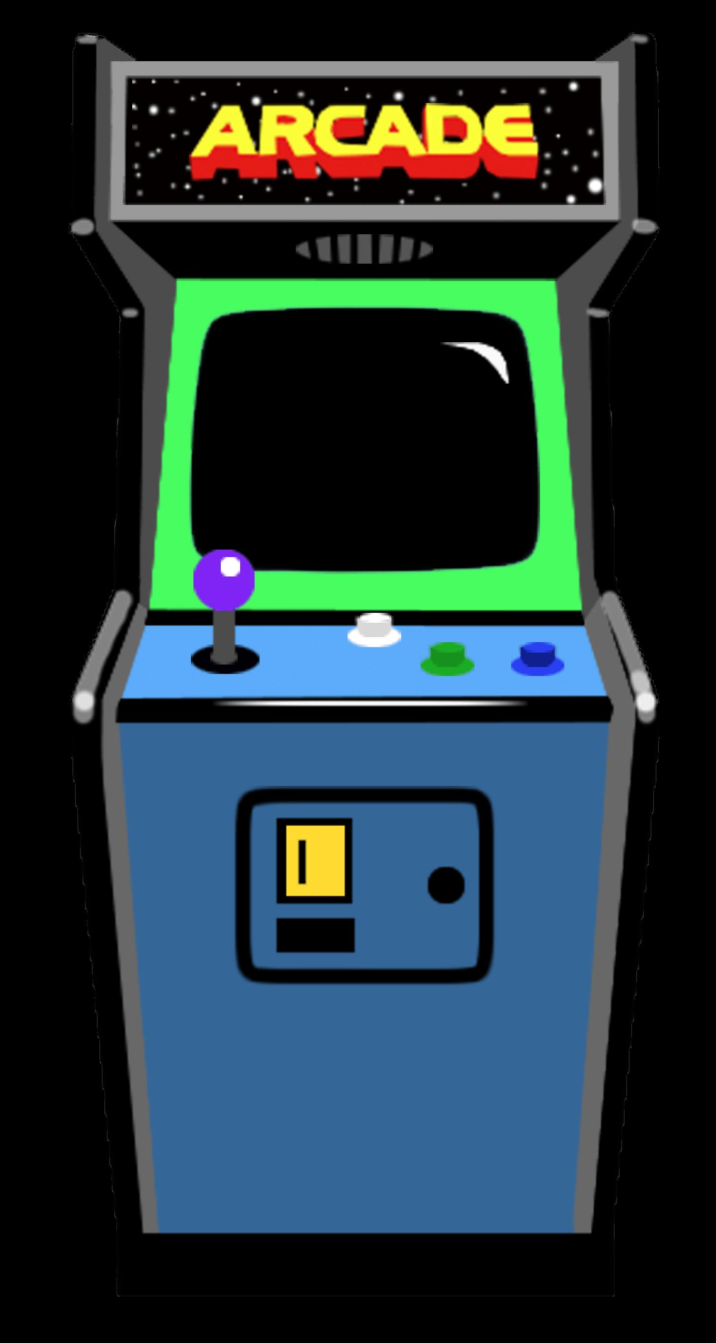 Retro Arcade transparent PNG - StickPNG