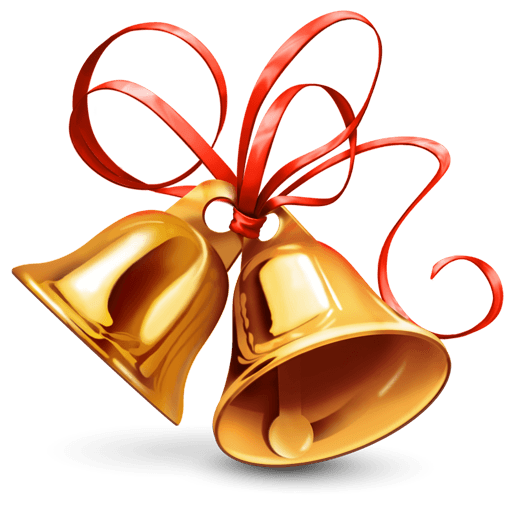 Bell Christmas transparent PNG - StickPNG