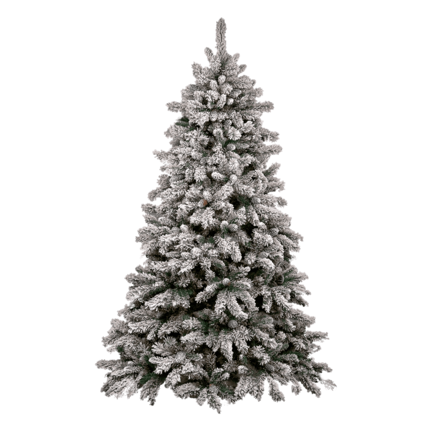 Christmas Tree Snow Transparent PNG